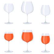 glass vine icons