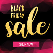 Vector banner for the Black Friday sale. Modern fashion web banner