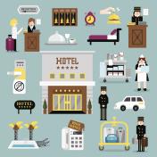 Hotel service set A