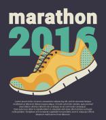 Marathon 2016 poster.