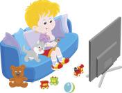 Little TV viewer