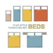 Furniture Flat Style