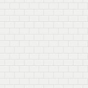 Brick wall texture - seamless background.