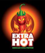 extra hot chili pepper