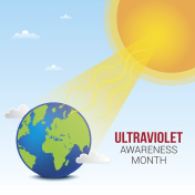 Ultraviolet Awareness Month