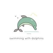 Dolphin line icon
