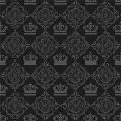 Chinese style Wallpaper, dark black background, vector