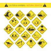 Natural Disaster Warning Signs