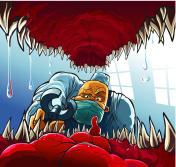 Difficult Job: Dangerous Client of Dentist