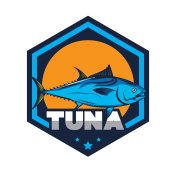 Fish design template