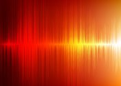 Digital Sound Wave or Earthquake Wave,radio and technology concept; design for music industry.
