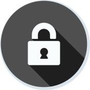 Lock Safety button illustration