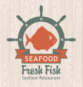 banner for seafood