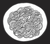 Hand drawn doodle Noodle. - Illustration Noodles, Pasta, Asian Wheat Noodles, Breakfast, Dinner