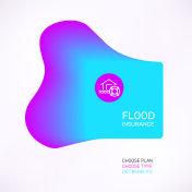 Flood insurance banner