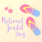 National Jandal Day