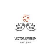 Valentine's day  symbol