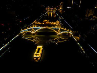拍航拍坐标 淮安里运河