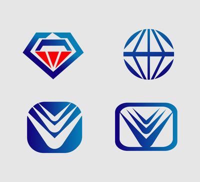 logo 标志和符号