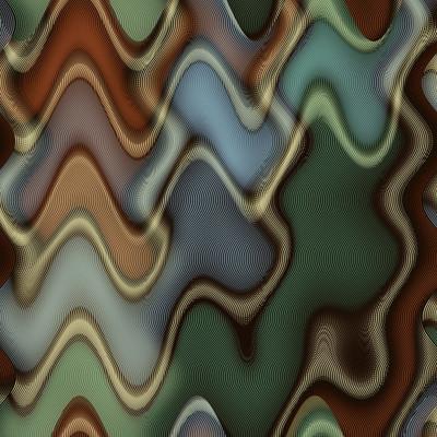 抽象图像, 彩色图形, 几何图案, 可以是挂毯的背景