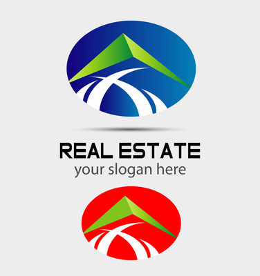 房子标志 logo
