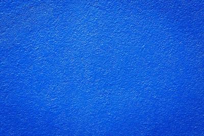 金属质感的蓝色油漆