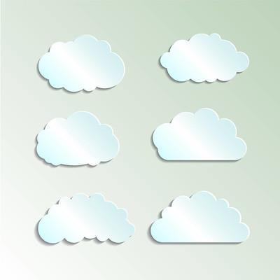 矢量图设计元素图云