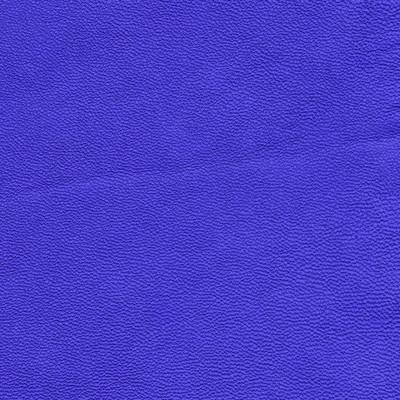 蓝色皮革纹理或背景