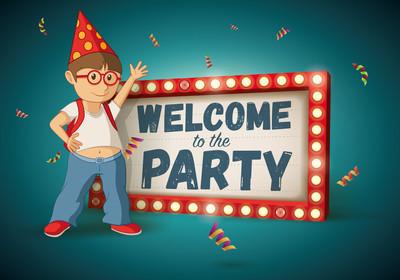 欢迎来到党