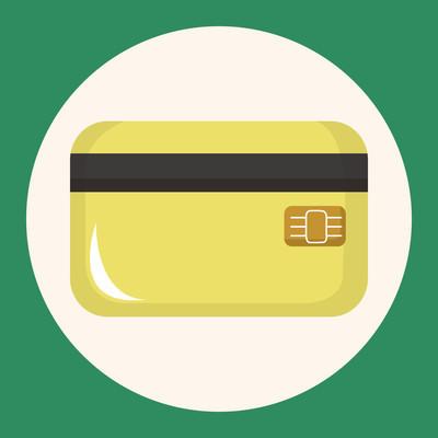 信用卡主题元素图标元素