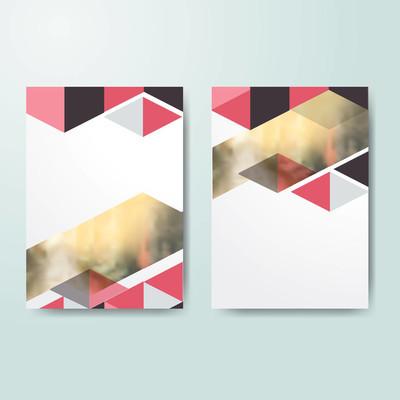 书封面设计模板