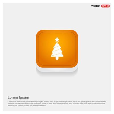 圣诞节树图标