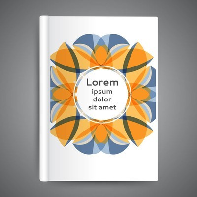 书的封面模板