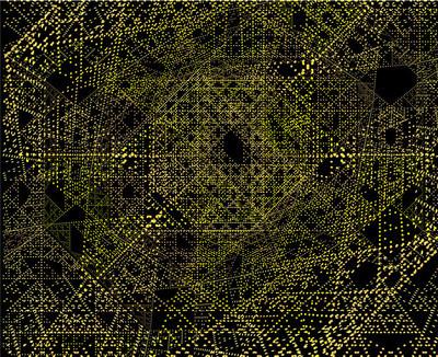 带点的抽象背景。矢量图