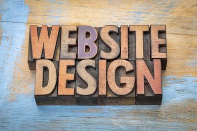 木型网站设计字摘要