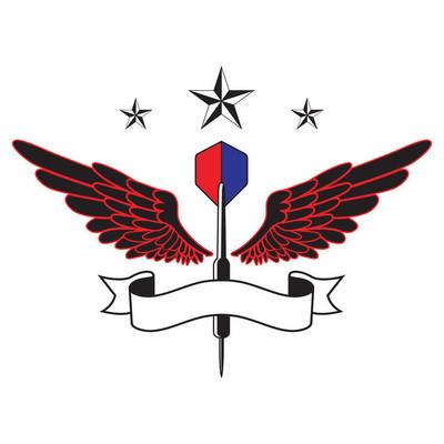 飞镖标志设计理念