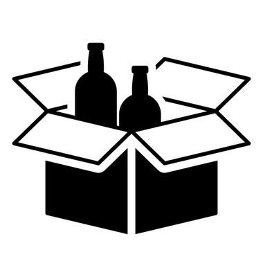 包装设计标志符号矢量图标