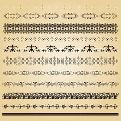 古典装饰边框