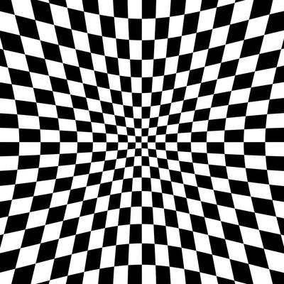 抽象的黑色和白色背景