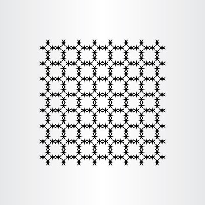 黑色图案背景抽象矢量元素