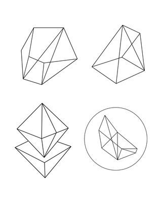 多边形矢量图
