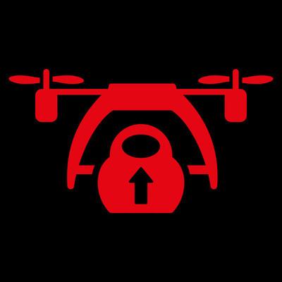 无人机加载图标