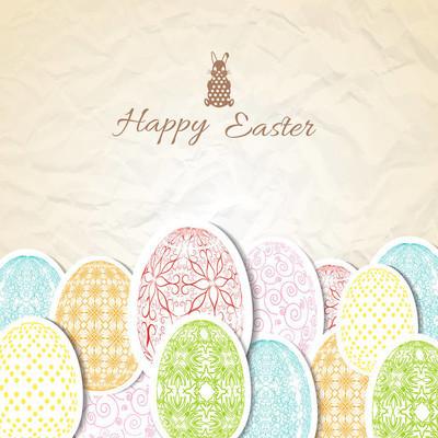 快乐复活节背景