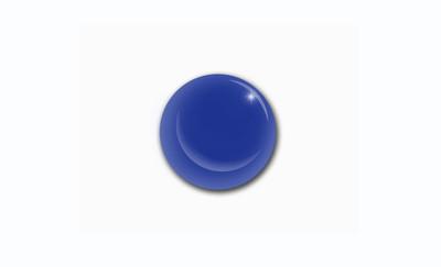 倒圆角的蓝色按钮