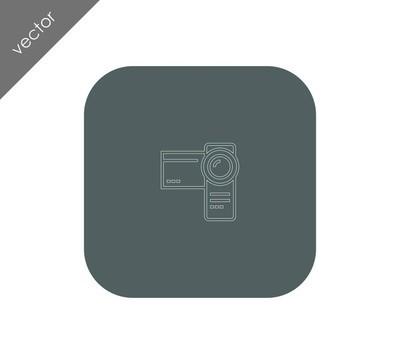 摄像机 web 图标