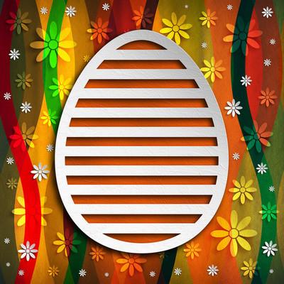 快乐复活节贺卡