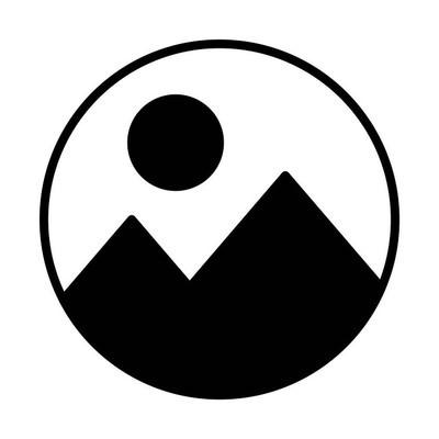 山线图标为网, 移动和信息, 媒介例证