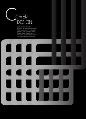 矢量图设置为封面设计