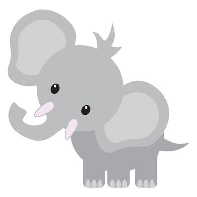 大象矢量图