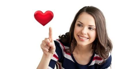 心的形状,情人节那天,爱